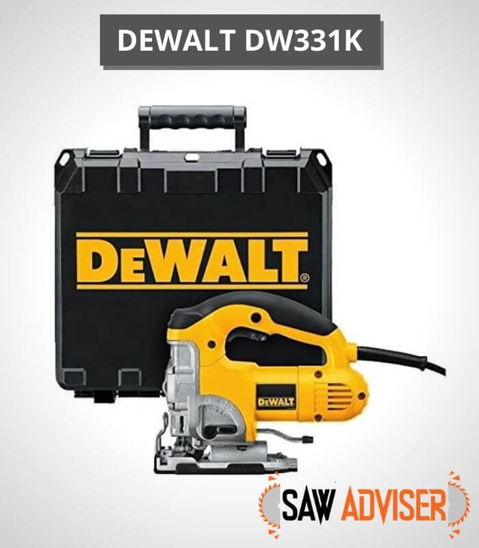 best corded jigsaw by dewalt
