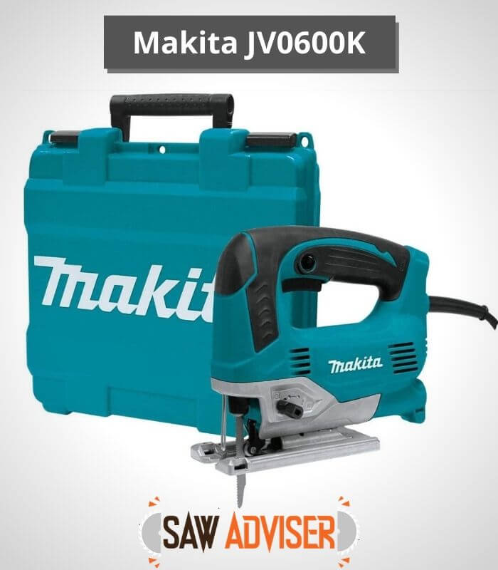 Makita Top Handle - JV0600K best woodworking jigsaw