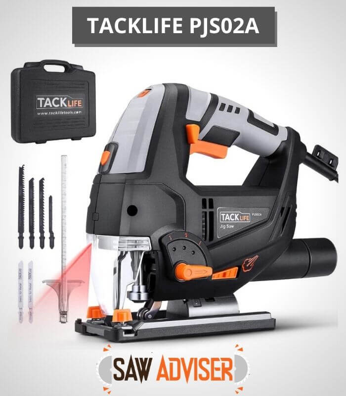 TACKLIFE with Laser & LED - PJS02A