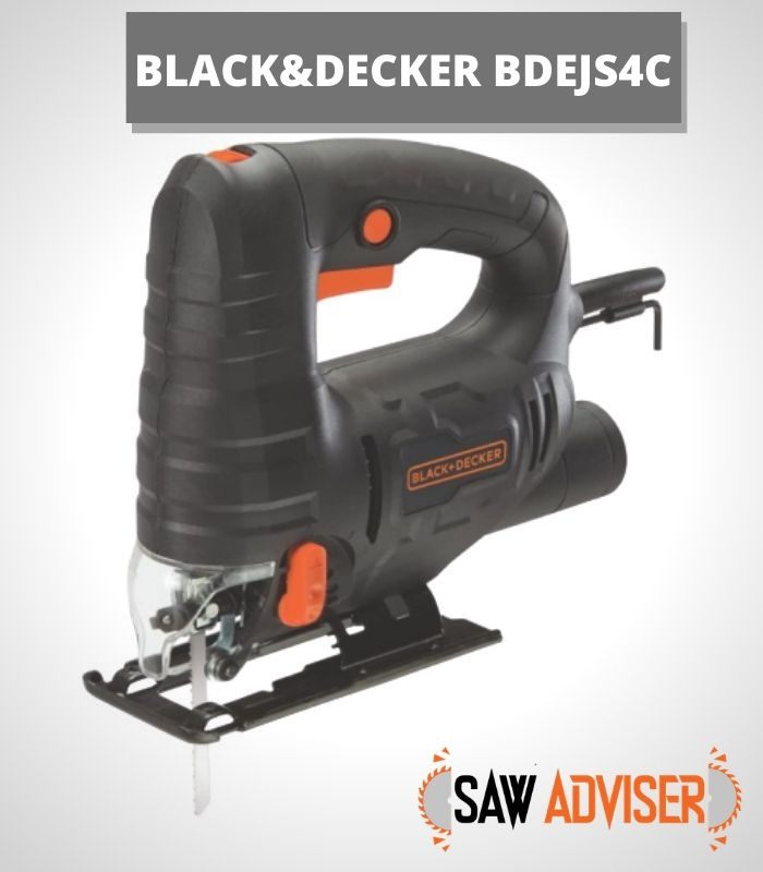 BLACK & DECKER 4-Amp Jig Saw - BDEJS4C