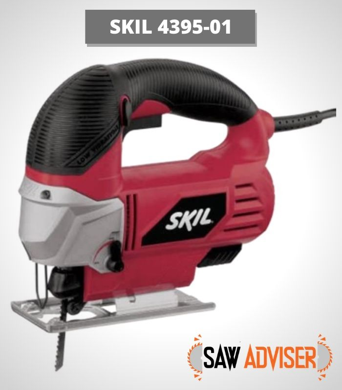 SKIL 5.5 Amp Orbital Jig Saw - 4395-01