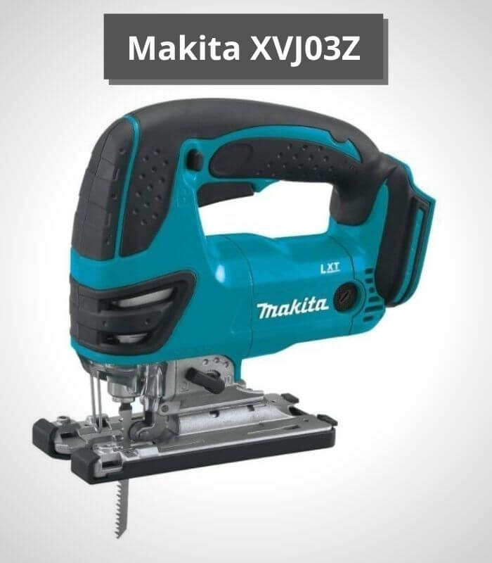 Makita Jigsaw Reviews XVJ03Z